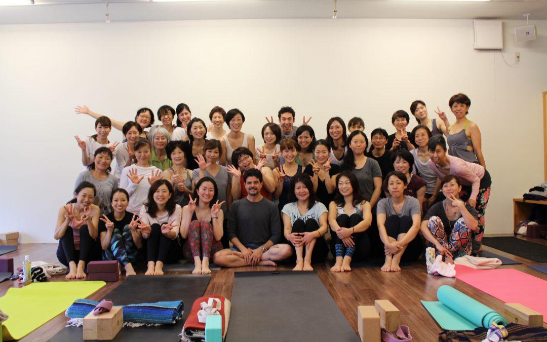 たくさんの笑顔(^^)とたくさんのエネルギーをありがとうございました!