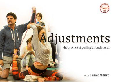 【5月】ハンズオンアジャストメント~アジャストメントの本質を理解する2日間~:::Frank Mauro