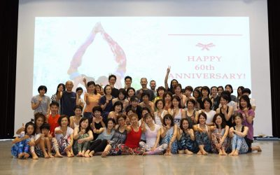 ご参加、応援、ご支援!ありがとうございました@ヨガと健康〜Yoga for our Helth〜