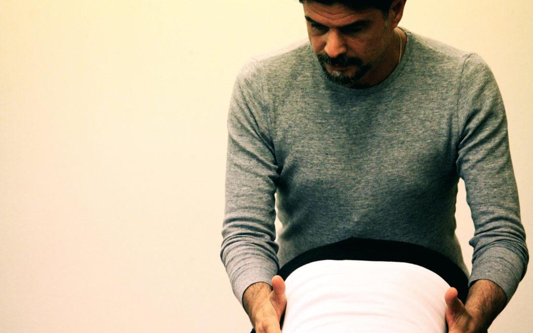 【10月&11月/オンライン】BODY BREATH and MIND:体、呼吸、そしてマインド(フランク・マウロ)