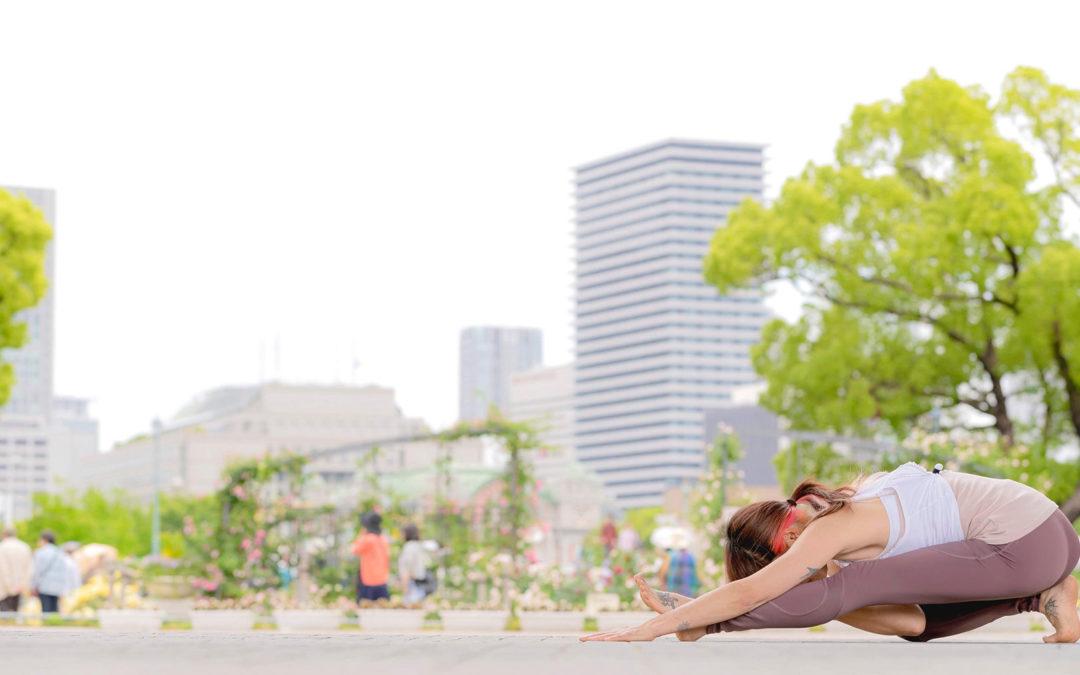 【9/29(日)】ヨギックアーツ120:YIN FLOW~陰のフロー~(まさえ)